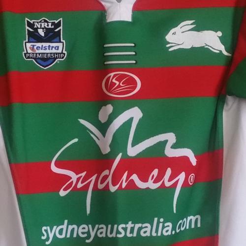 South Sydney Rabbitohs 2008 Australia Day – Shannan McPherson