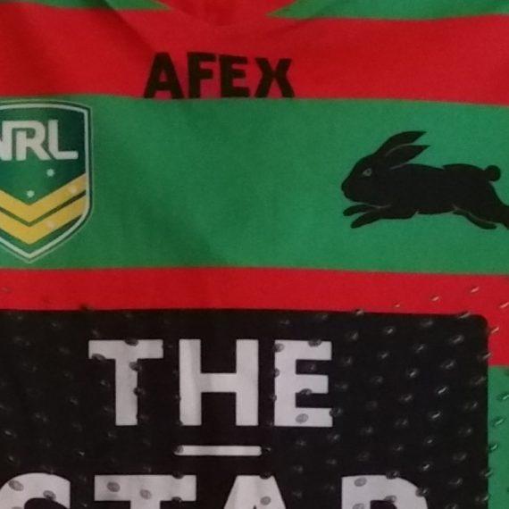 South Sydney Rabbitohs 2013 heritage jersey Greg Inglis