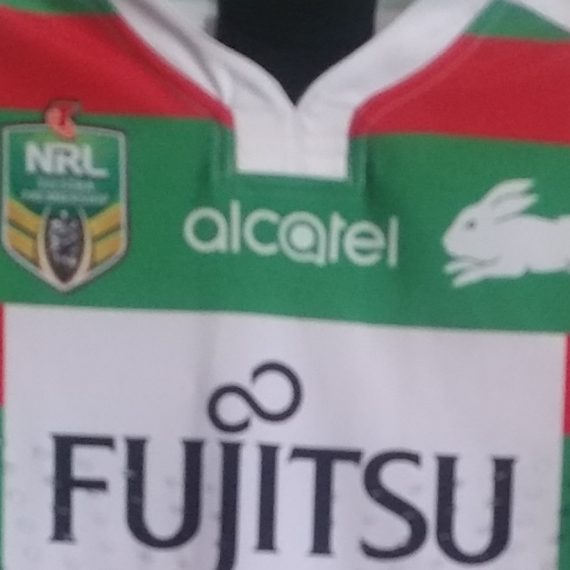 South Sydney Rabbitohs 2016 alternate jersey – Damien Cook