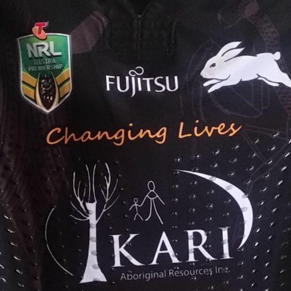 South Sydney Rabbitohs 2016 Indigenous jersey – Cameron Mcinnes
