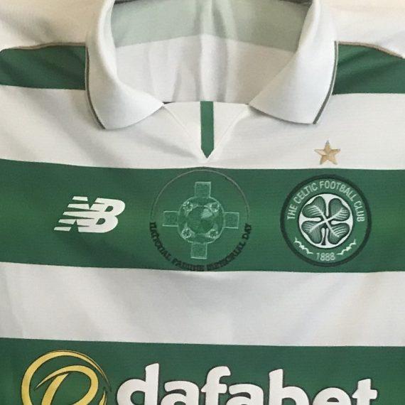 Celtic Fc Famine Shirt 2016 Lustig