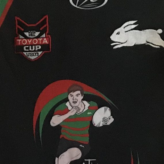 South Sydney Rabbitohs u20s 2010 Home