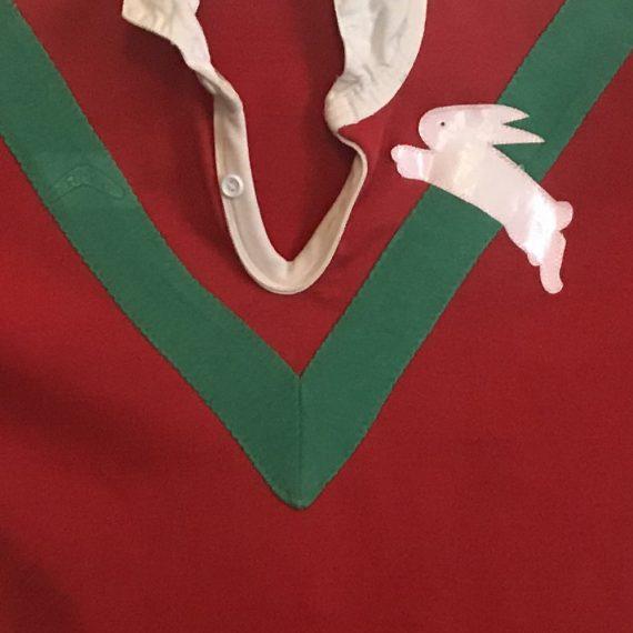 South Sydney Rabbitohs 1975 Pre Season Jersey