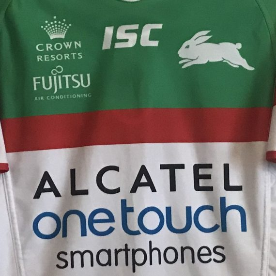 South Sydney Rabbitohs 2015 Unused Training Jersey