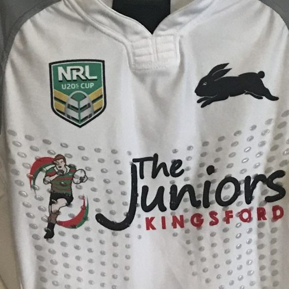 South Sydney Rabbitohs 2016 U20s Away