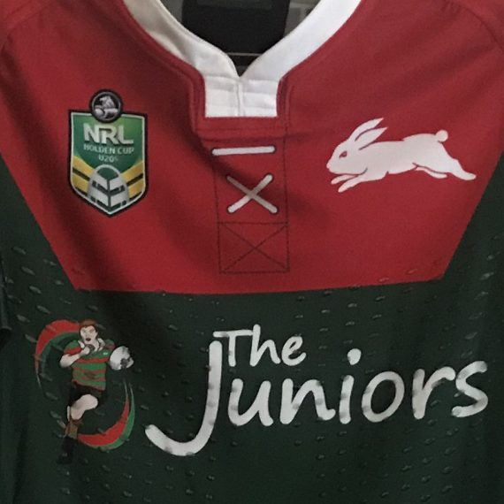 South Sydney Rabbitohs 2017 U20s Home