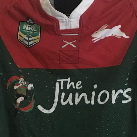 South Sydney Rabbitohs 2017 U20s Home jersey