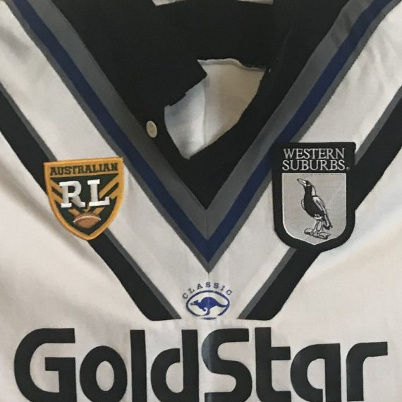 Western Suburbs Magpies 1996 7s