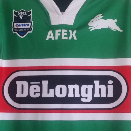 South Sydney Rabbitohs 2012 Heritage jersey – Sam Burgess