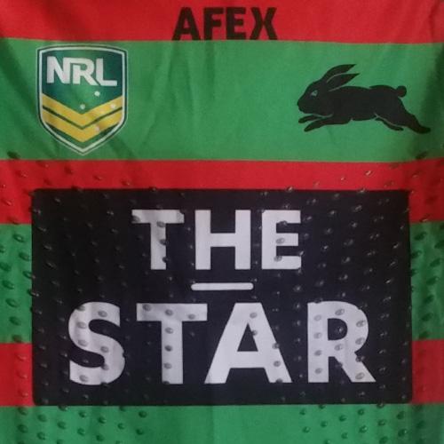 South Sydney Rabbitohs 2013 heritage jersey- Adam Reynolds