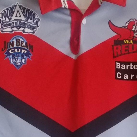 Western Reds 2008