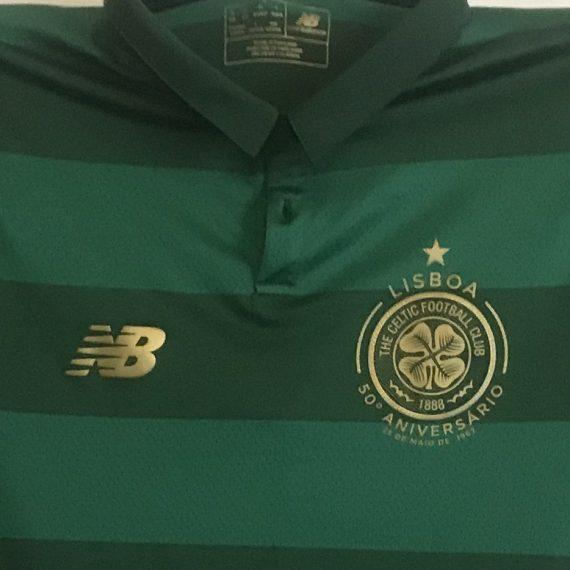 Celtic FC vs Rosenburg Champions League Qualifiers Match Shirt Lustig
