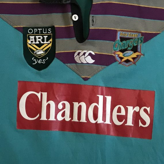 Gold Coast Chargers 1997