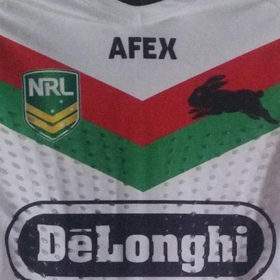 South Sydney Rabbitohs 2013 Trial Match Jersey – Greg Inglis