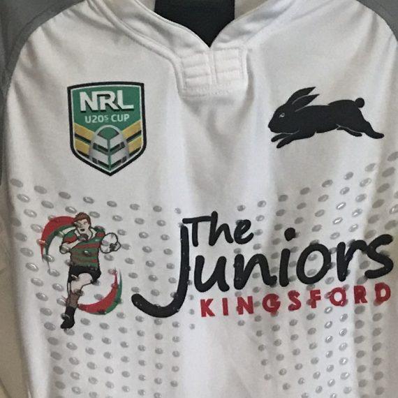 South Sydney Rabbitohs 2016 U20s Away