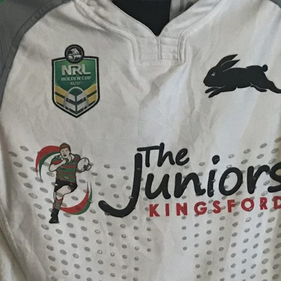South Sydney Rabbitohs 2018 U20s Away Jersey