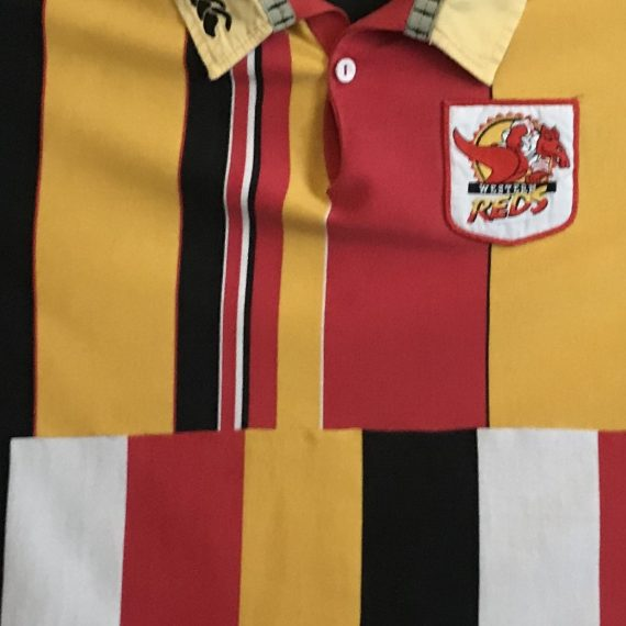 Western Reds 1995 supporter jersey